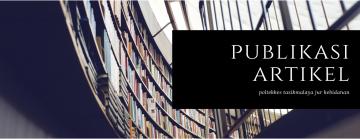 Publikasi Ilmiah Jurusan Kebidanan Tasikmalaya